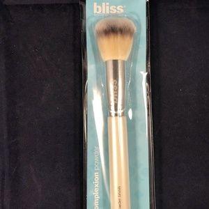 BLISS Complexion Powder Brush FULL SIZE NIP